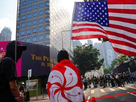两名经历反送中港人获美国政治庇护--转自 自由亚洲电视台