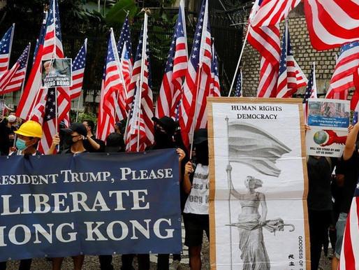 美議員提出立法支持香港獨立