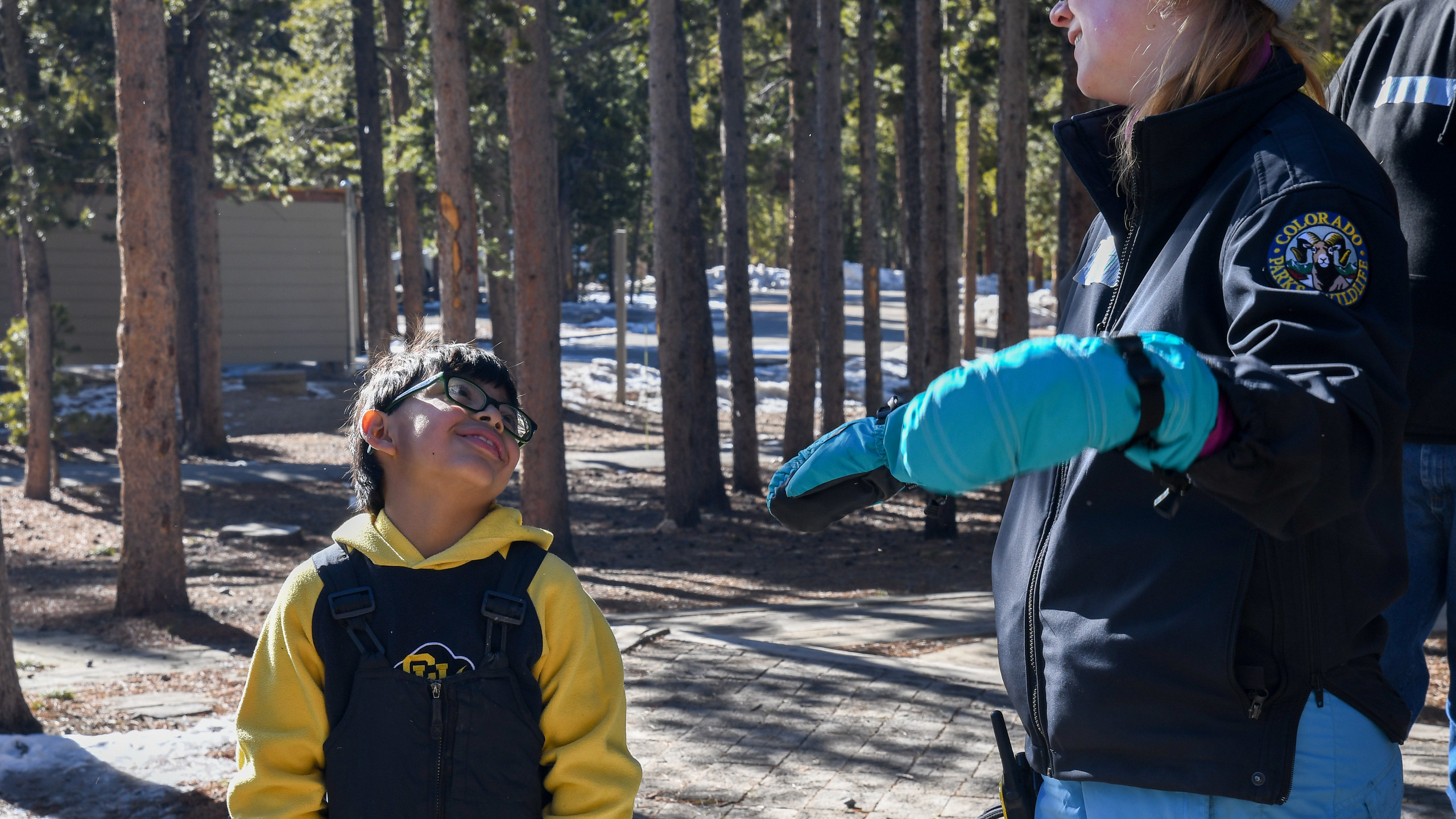Family Snowshoeing Trip 2-2018-69