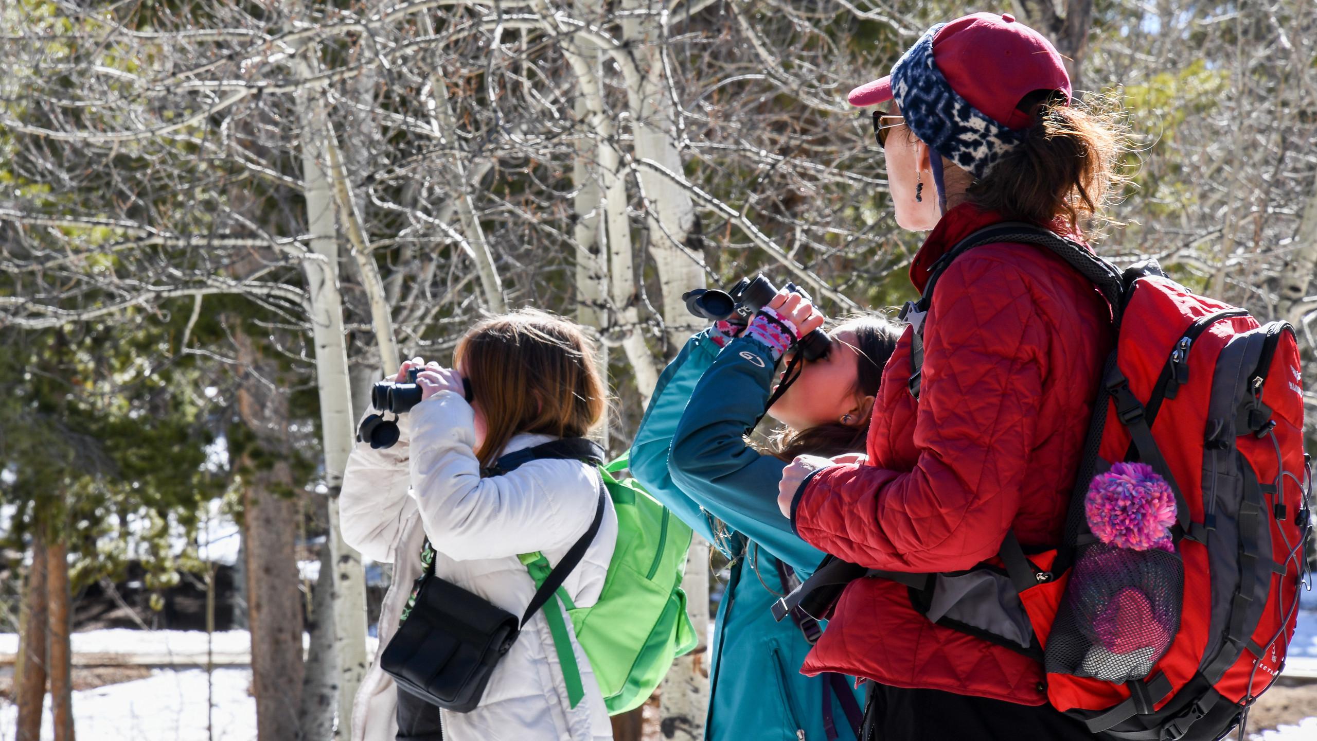 Family Snowshoeing Trip 2-2018-18