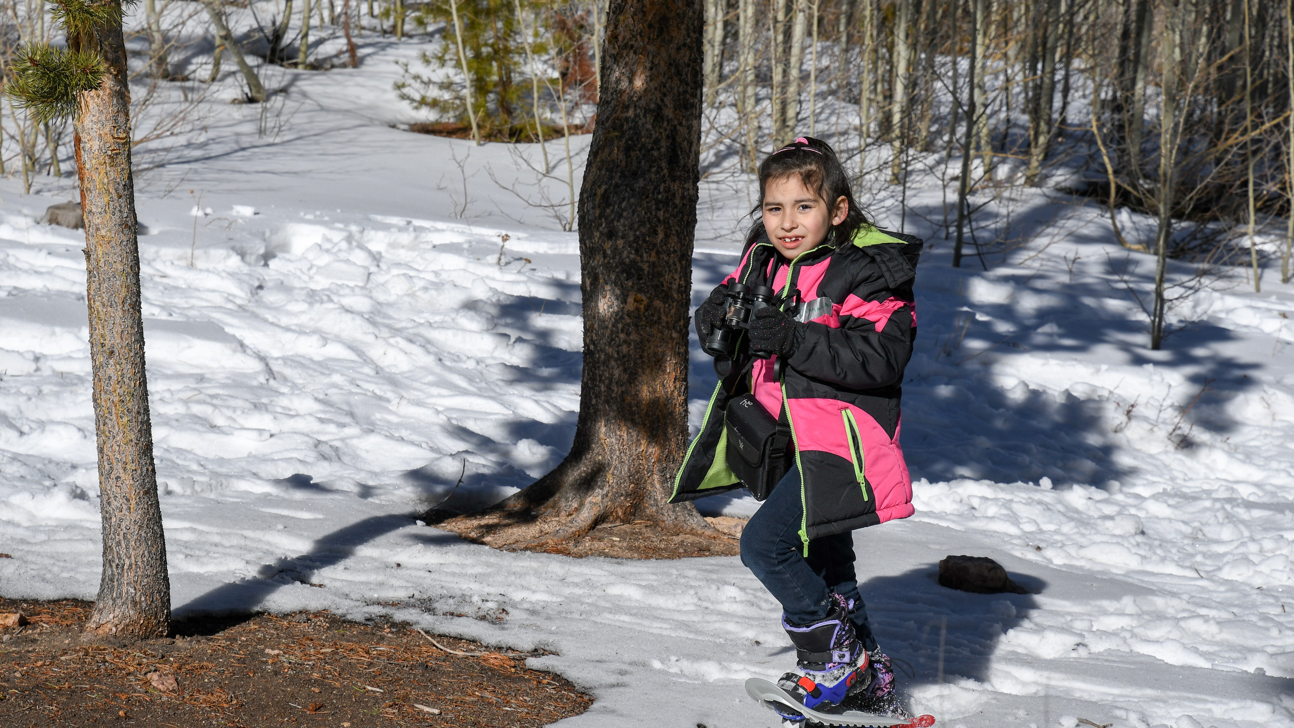 Family Snowshoeing Trip 2-2018-47