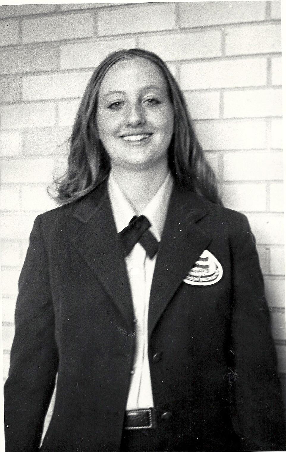 Carolyn Armstrong (1974)