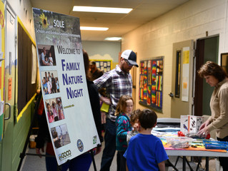 Ridgway Celebrates Spring with their Second Annual Family Nature Night