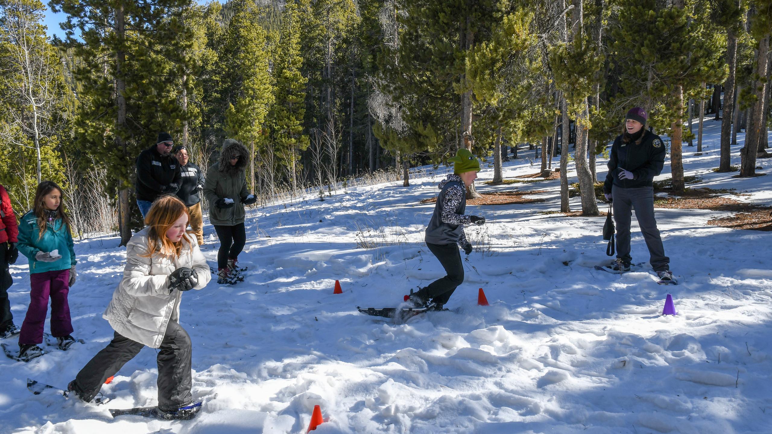 Family Snowshoeing Trip 2-2018-50