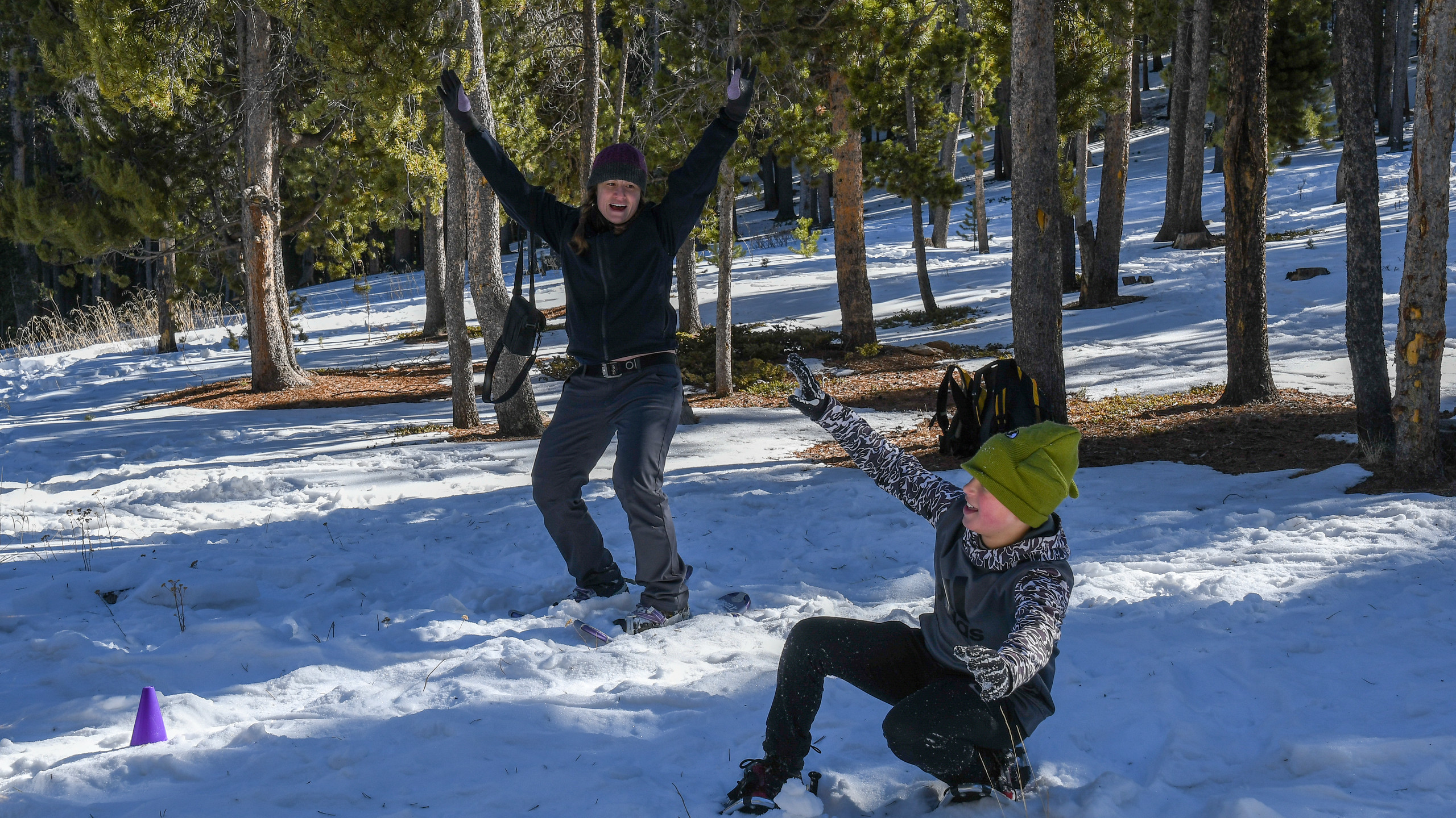 Family Snowshoeing Trip 2-2018-55