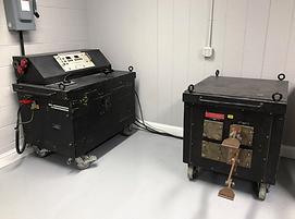 Model mac 20 primary injection tester at Carolina Precision Switchgear