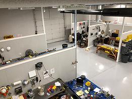Carolina Precision Switchgear shop
