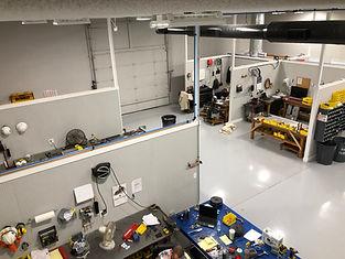 Carolina Precision Switchgear Shop 704-596-4242