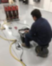 HiPot Test at Carolina Precision Switchgear