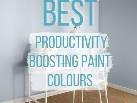 Best Productivity-Boosting Paint Colours.