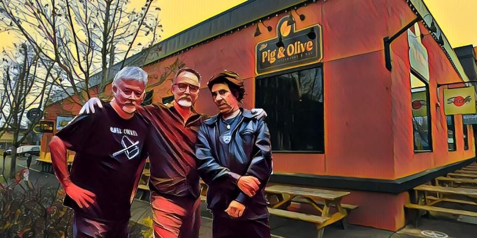 DRTR at Pig & Olive