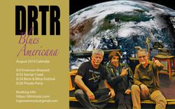 DRTR August Calendar