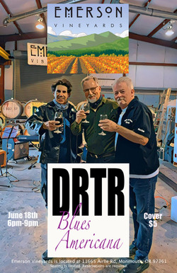 DRTR at Emerson June 2021