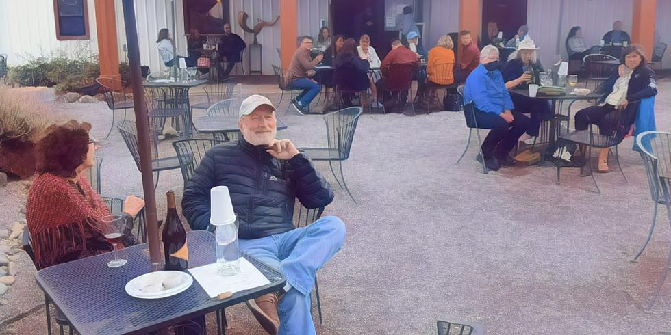 DRTR at Cubanisimo Vineyards