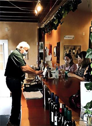 Steve Dunn working the bar.jpg