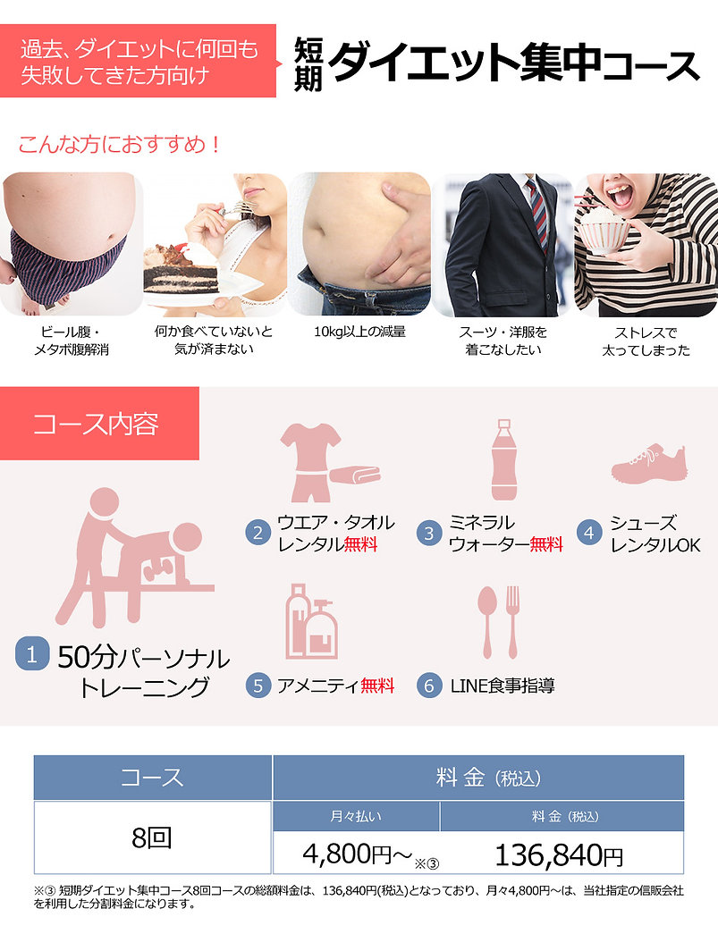 短期ダイエット集中コース料金表.jpg