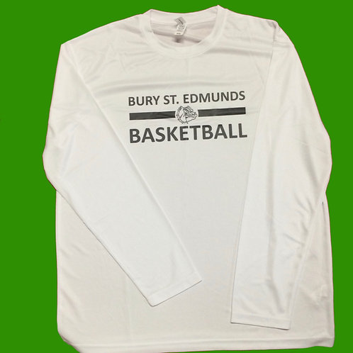 Bulldogs Performance Long-Sleeve T-Shirt