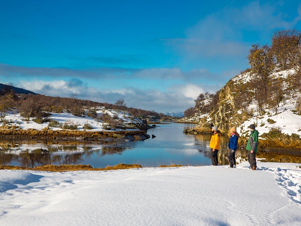 Parque Nacional invierno