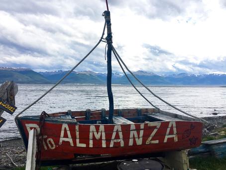 Descubriendo Puerto Almanza
