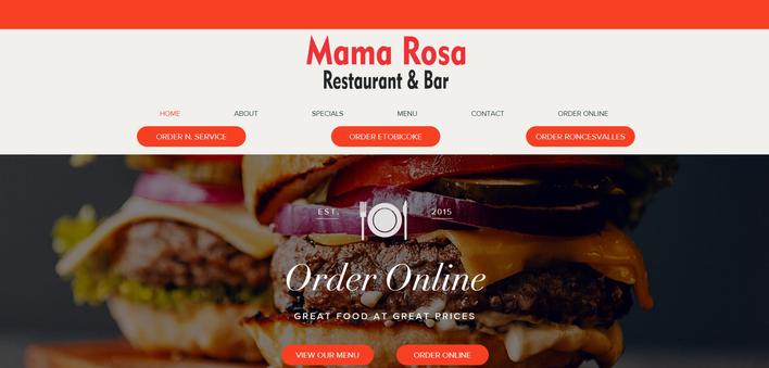 Mama Rosa Restaurant
