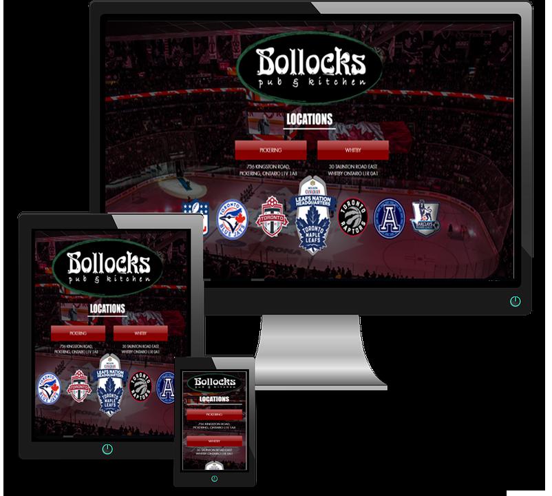 Bollocks Site