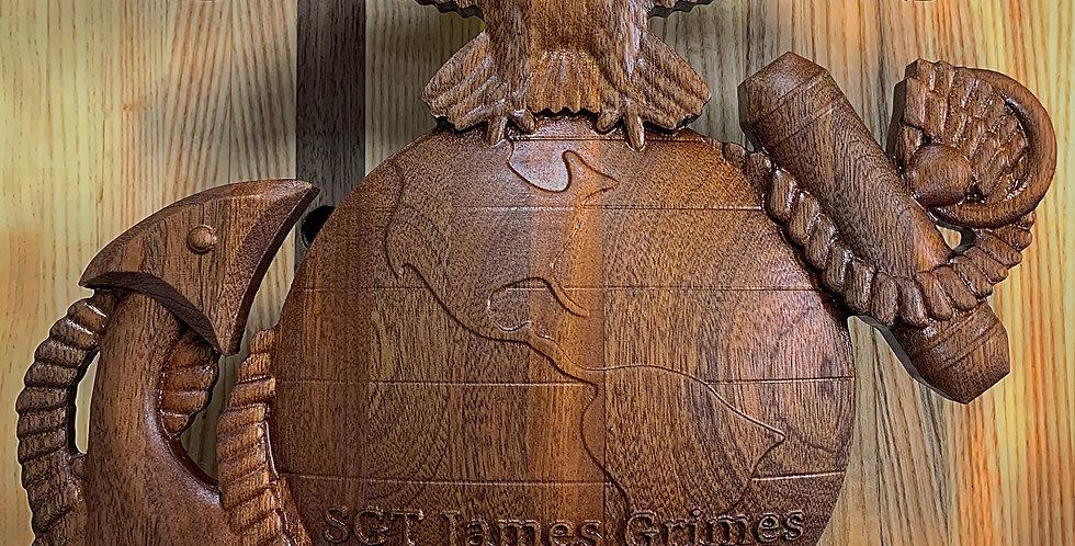 USMC Eagle, Globe and Anchor