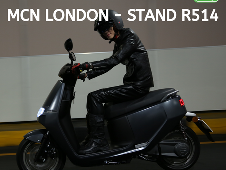 Ecooter heads to MCN London