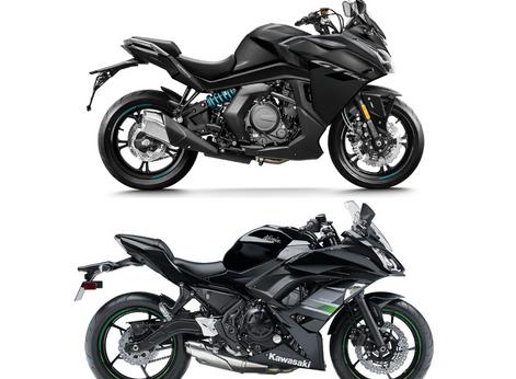 CFMOTO 650GT vs Kawasaki Ninja 650: Comparison