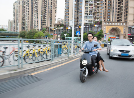 How reliable are Chinese made scooters and bikes?