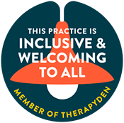 Therapy den badge, therapy list connection