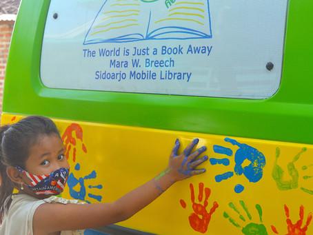 WIJABA Mara W. Breech Sidoarjo Mobile Library
