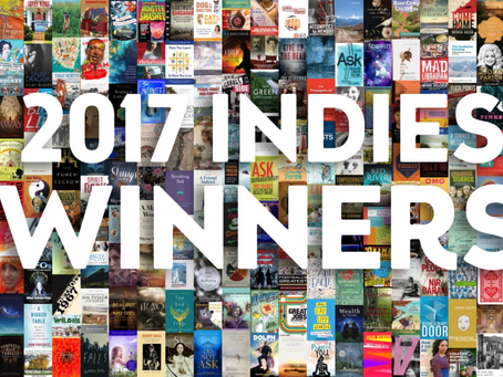 Gold Winner of the Foreword Reviews' 2017 INDIES Book of the Year Award