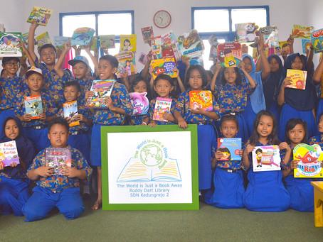 Ki Hajar Dewantara Library Opens in Indonesia!
