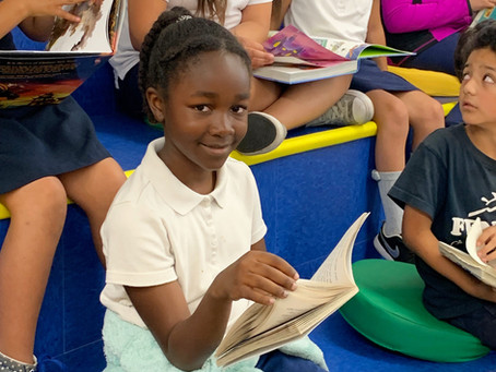 The World Impact Library Opens in Los Angeles!