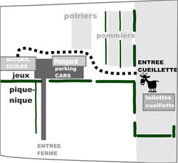 OU GARER LE CAR