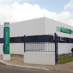 UPA são Cristóvão #Placaserv #sinalização #placasdeobras #letreiro #arquiteto #engenheiro #fachada #