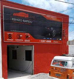 Fachada #Placaserv #placa #painel #plotagem #letreiro #luminosos #adesivo #fachada #banner #sinaliza