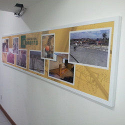 Displays com fotos #placaserv #placas #letreiros #fachadas #plotagem #adesivos #painéis #banner #fai