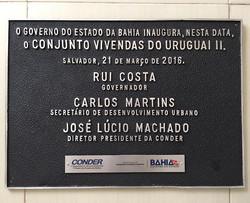 Placa de inauguração fundida #Placaserv #plotagem #painel #placa #placasdeobras #adesivo #banner #le