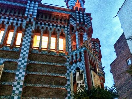 Conoce la Casa Vicens en Gracia, la primera obra arquitectónica de Gaudí