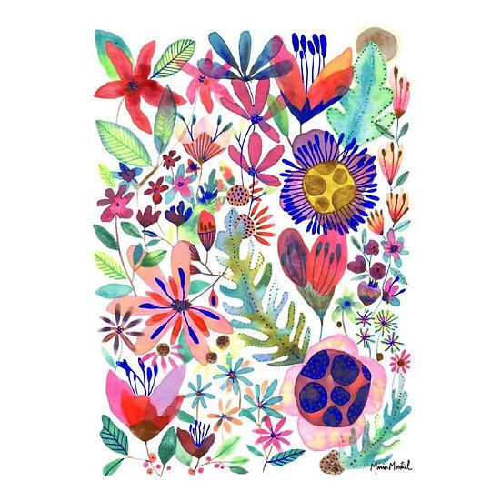 María Montiel - Print