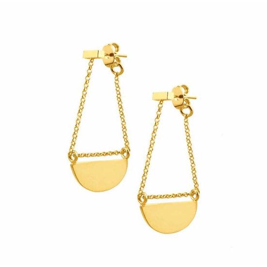 Diana Parés - Earrings Amulet