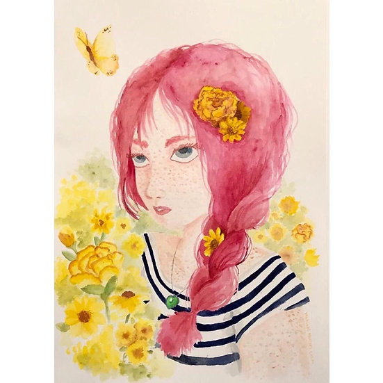 Maricel Mendes Calvi - Novia Rosa