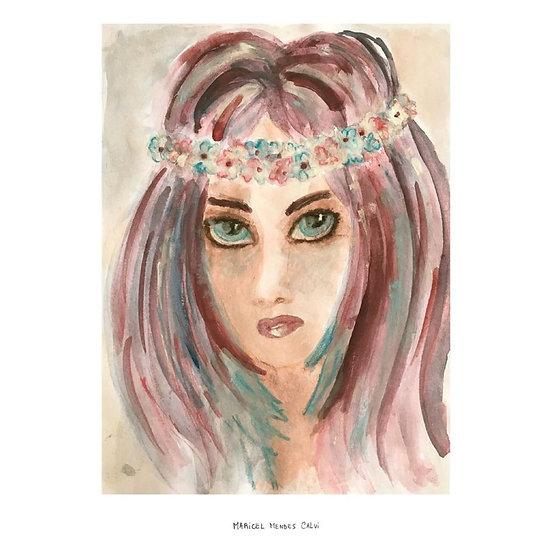 Maricel Mendes Calvi - Gilda Lilac