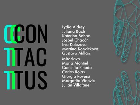 EN: Miluna Life & Art brings together 14 international artists in Barcelona in CONTACTUS