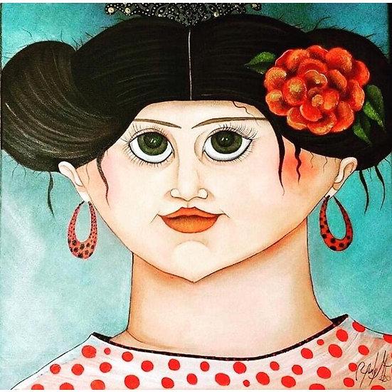 Yudy Marquez - Mujer española