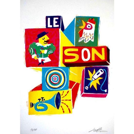 Jan Barceló - Le Son