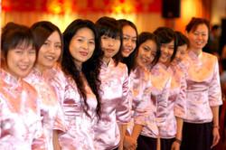 5-2009年9月27日孝親日感恩活動服務組員