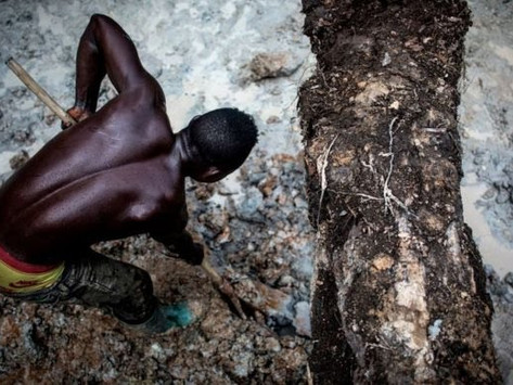 A Look Into the History of Exploitative Mining in the DRC