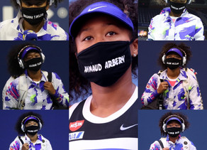 Naomi Osaka Uses Seven Masks To Deliver One Message: Black Lives Matter
